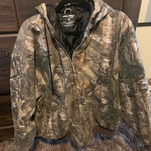 RealTree Hunting Insulated Jacket